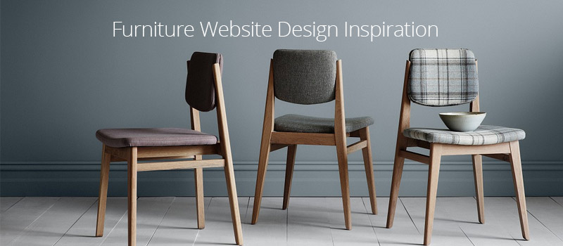 Charmant Furniture Shop Website Design U2013 Inspiration