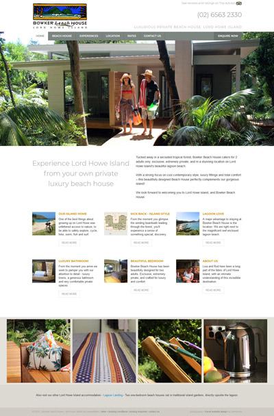 Bowker Beach House - Lord Howe