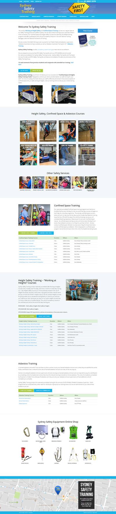 Sydney Safety Training