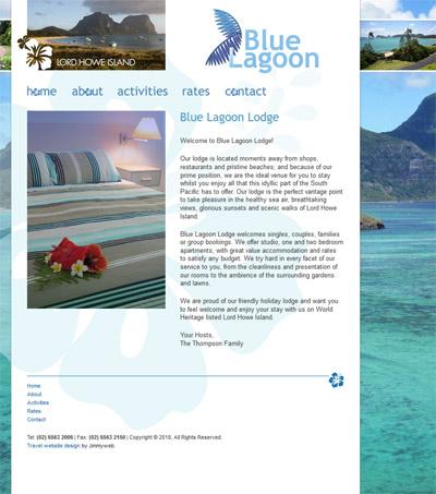 Blue Lagoon - Lord Howe
