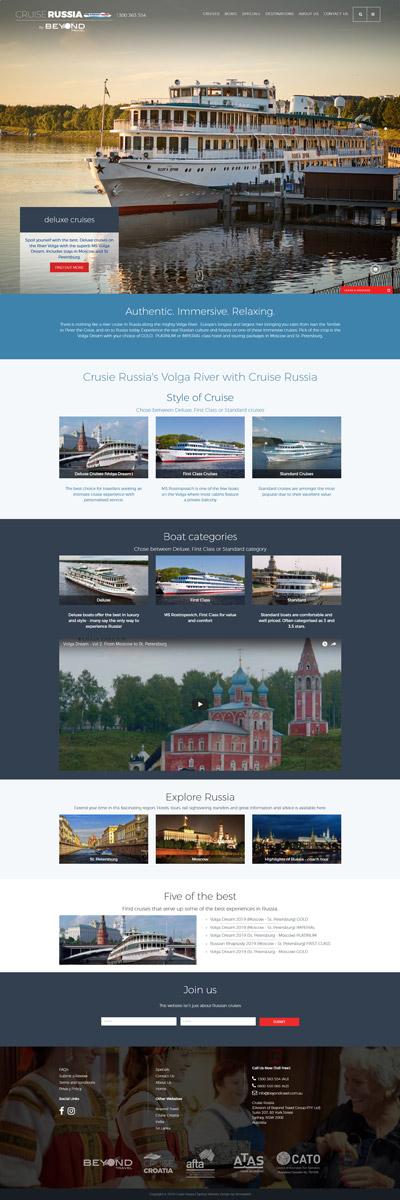 Cruise Russia