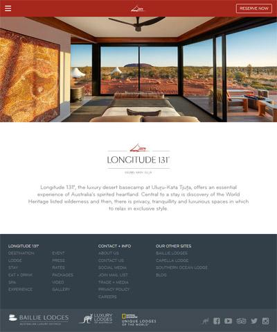 Longitude 131
