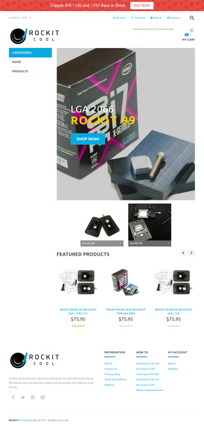 Rockit Cool